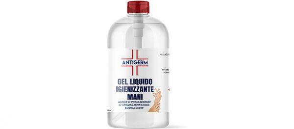 Gel Mani 1 litro